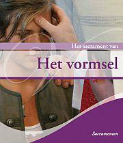 Download het boekje 'Het vormsel'