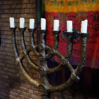 Lezing van de Joodse gemeenschap