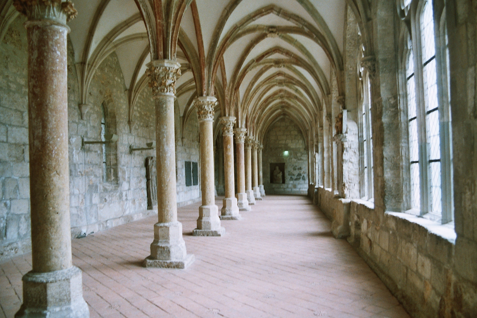 Kreuzgang Kloster Walkenried
