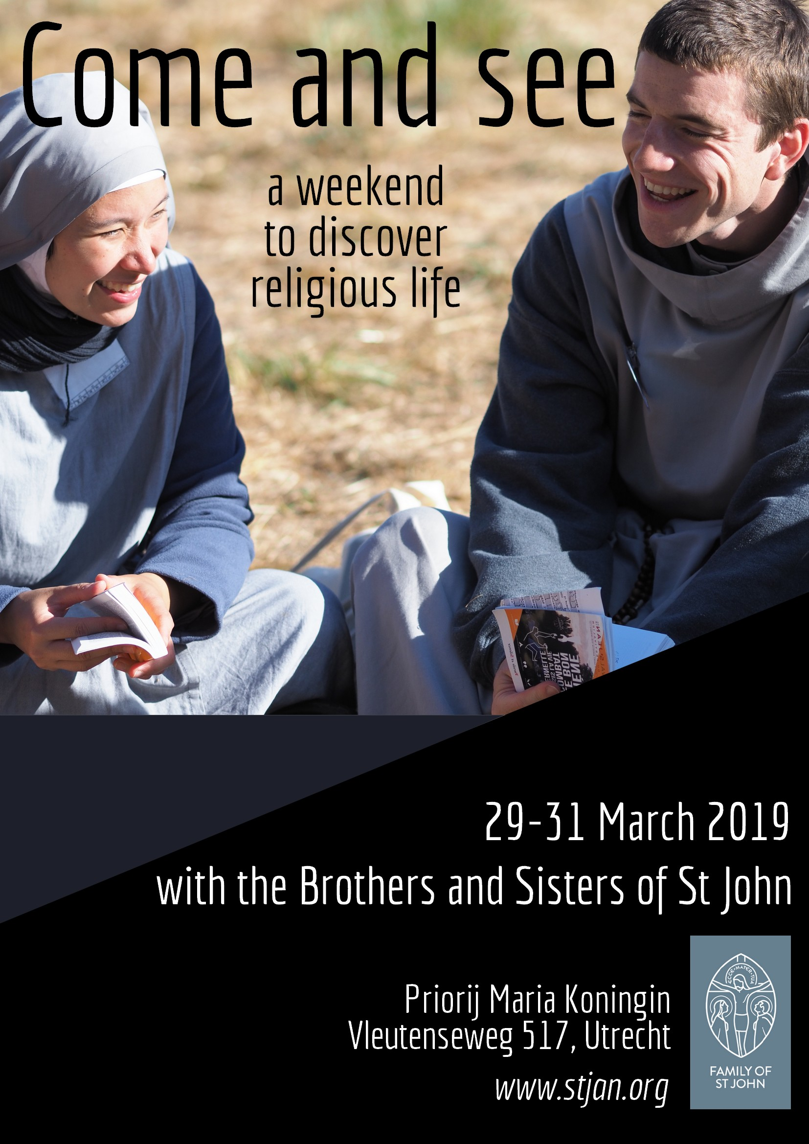 Vocations weekend 2019 3 1